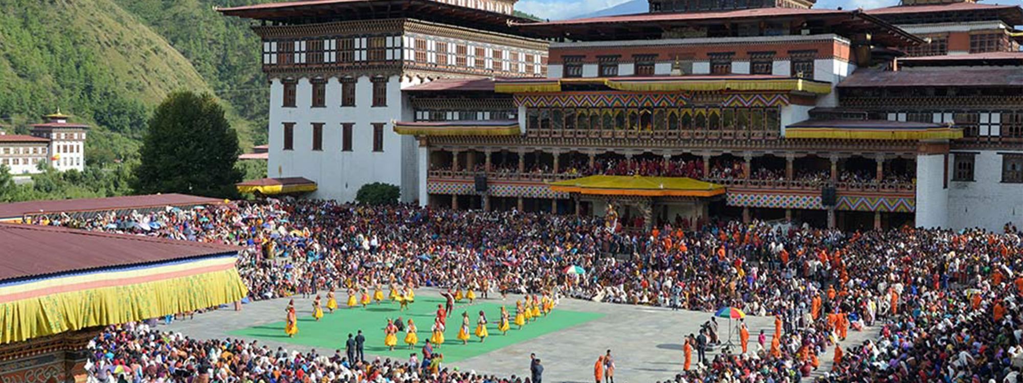 Thimphu Tshechu 7 Days