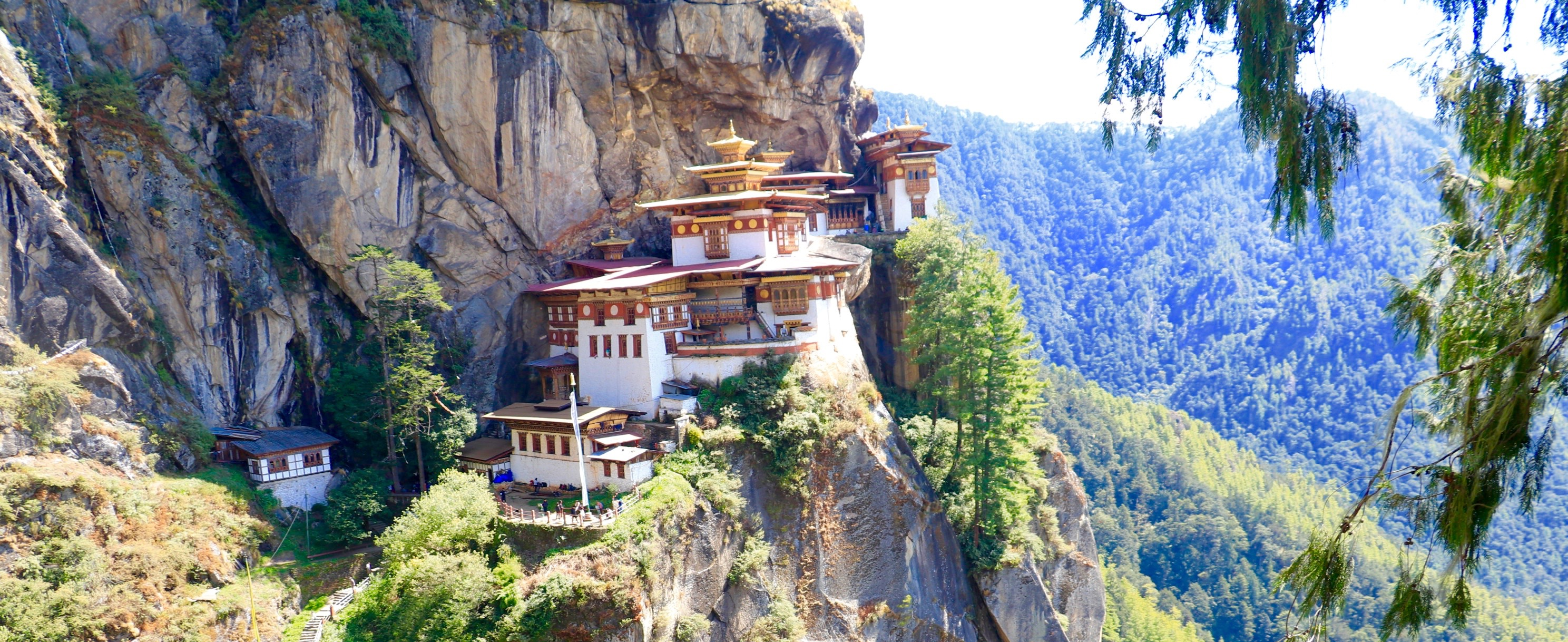 Taktshang Lhakhang – Tiger's Nest Monastery  – A Day Hike in Paro