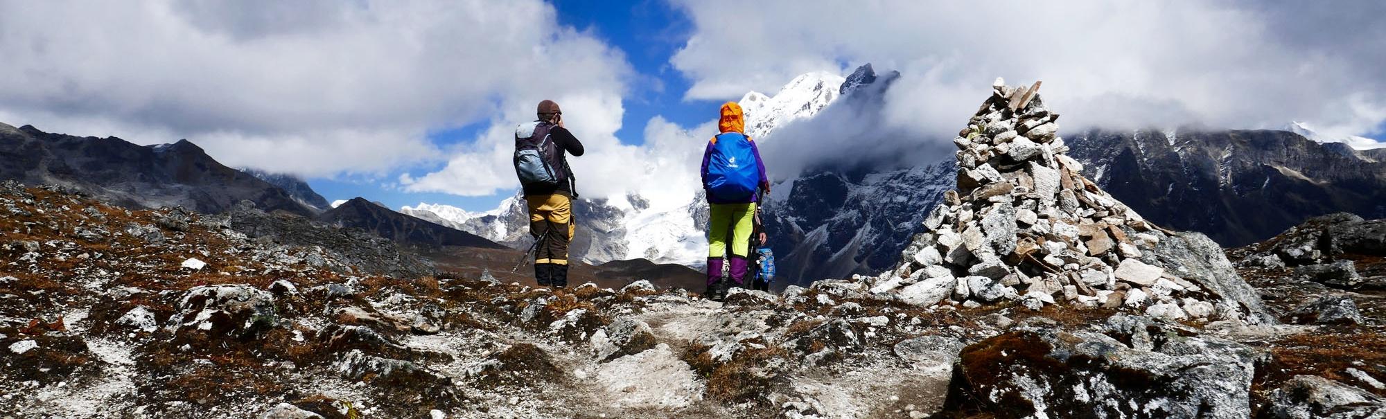 Dagana- Thimphu via Dagala Trek